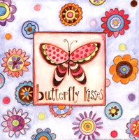 Butterfly Kisses Fine-Art Print