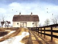Grandpap's Barn Fine-Art Print