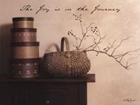 The Joy is the Journey Fine-Art Print