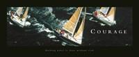 Courage-Sailboats Fine-Art Print