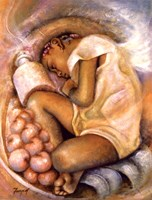 Sleeping Angel Fine-Art Print