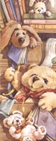 Teddy Bear Sleepytime Fine-Art Print