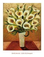 Calla Lily Bouquet Fine-Art Print