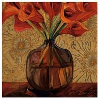 Orange Lilies Fine-Art Print
