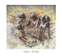 Girl Talk Fine-Art Print