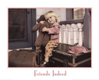 Friends Indeed Fine-Art Print