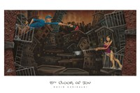 15th Floor of Joy Fine-Art Print