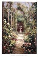Garden Entrance Fine-Art Print