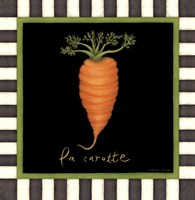 La Carotte Fine-Art Print