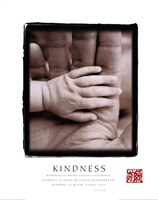 Kindness - Hands Fine-Art Print