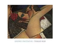 Tango Kiss Fine-Art Print