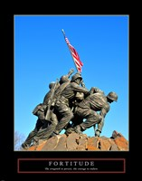 Fortitude-Iwo Jima Fine-Art Print
