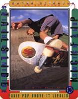 GenX-Skateboarder Fine-Art Print