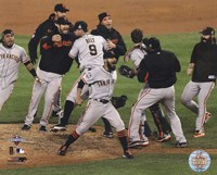 The San Francisco Giants Winning Game 4 of the 2012 World Series Fine-Art Print