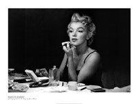 Marilyn Monroe- Back Stage Fine-Art Print