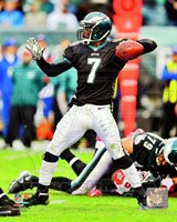 Michael Vick 2012 Action Fine-Art Print