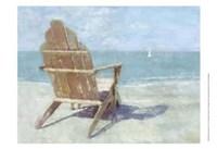 Beach Lookout II Fine-Art Print