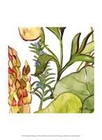 Vegetable Melange I Fine-Art Print