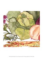 Vegetable Melange II Fine-Art Print