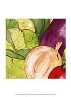 Vegetable Melange III Fine-Art Print