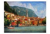 Como Village Fine-Art Print
