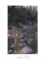 Garden Path - Chelsea Flower Show, London Fine-Art Print