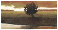 Panoramic Horizon I Fine-Art Print