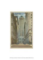 Chicago- La Salle Street Fine-Art Print