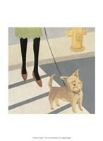 City Dogs I Fine-Art Print