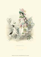 Le Fleur AnimT IV Fine-Art Print