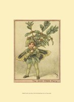The Box Tree Fairy Fine-Art Print