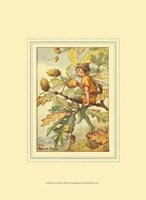 The Acorn Fairy Fine-Art Print