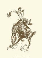 Small Cowboy Fine-Art Print
