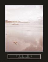 Vision - Foggy Beach Fine-Art Print