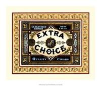 Extra Choice Cigars Fine-Art Print