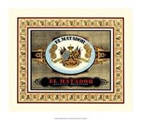 El Matador Cigars Fine-Art Print
