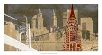 Modern Metropolis I Fine-Art Print