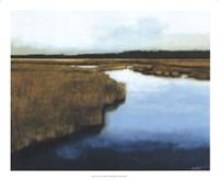 Wet Lands I Fine-Art Print