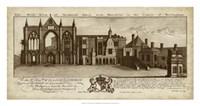 View of Newstead Abbey Fine-Art Print