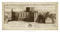 View of Brinkburn Priory Fine-Art Print
