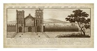View of Eynsham Abbey Fine-Art Print