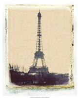 Eiffel View I Fine-Art Print