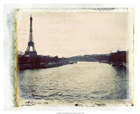 Eiffel View II Fine-Art Print