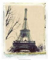 Eiffel View III Fine-Art Print