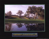 Achievement-Golf Fine-Art Print