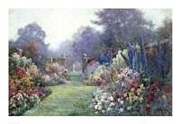 A Summer Garden Fine-Art Print
