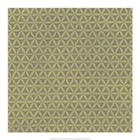 Graphic Pattern I Fine-Art Print