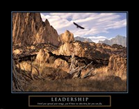 Leadership-Eagle Fine-Art Print