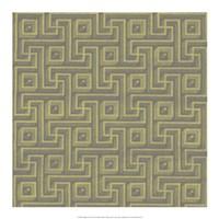 Graphic Pattern VIII Fine-Art Print