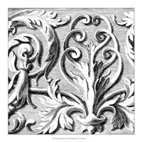 Sculptural Detail II Fine-Art Print